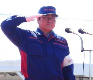 開会式における西村副大臣からの挨拶