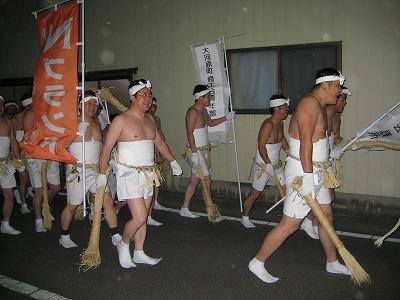 1月14日 角田市どんと祭