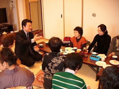 2月21日 亘理鳥矢崎女性部総会